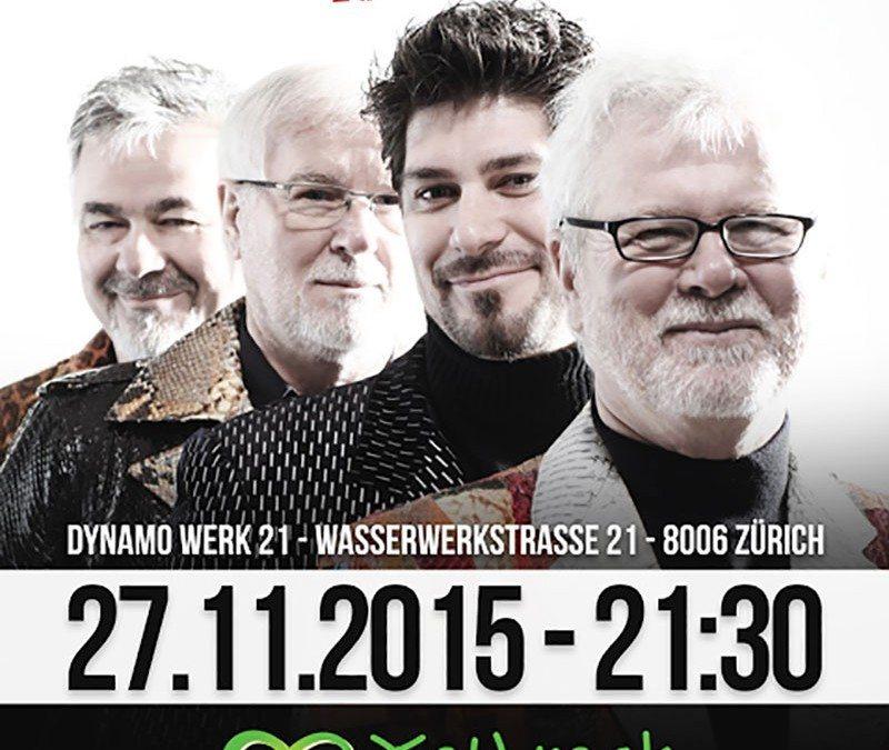 """""""YU GRUPA"""" 27. novembra u Dynamowerk-u"""