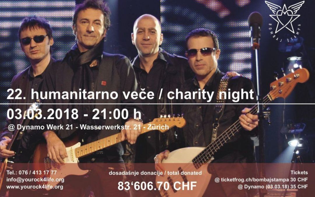 22. humanitarno veče / charity night